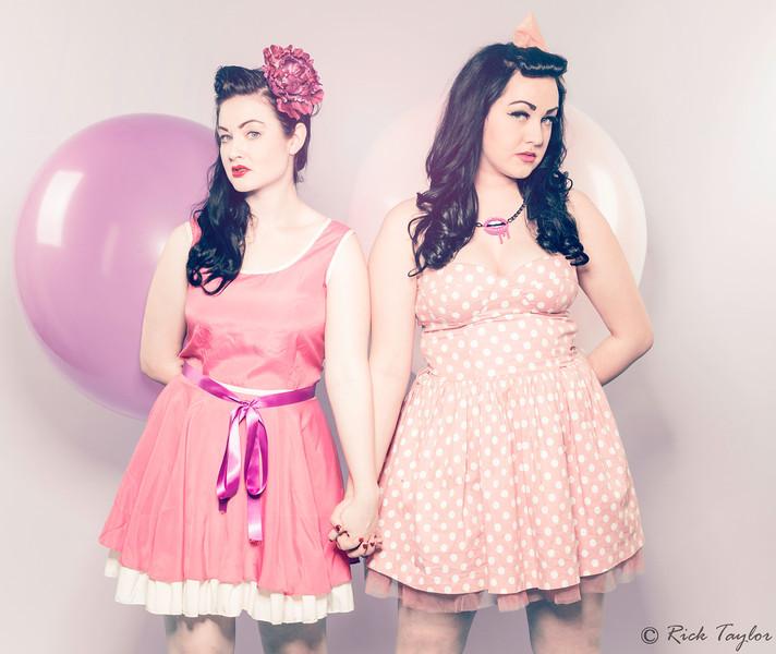 Pink Lemonade - Chrissie & Petra